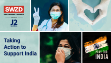 As Surge of COVID-19 Cases in India Continues, Spiceworks Ziff Davis and J2 Global Partner with America's Charities to Launch Employee Assistance Fund