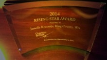 2014 Rising Star Award