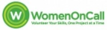 Women on Call logo