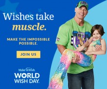 Make-A-Wish World Wish Day 2018