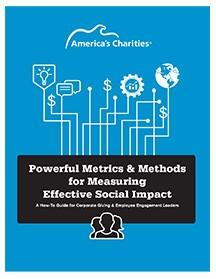 Metrics & Methods for Measuring Social Impact