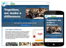 America's Charities workplace giving solution