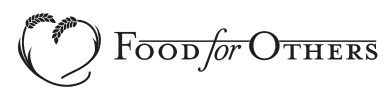 Food for Others, Inc. Logo